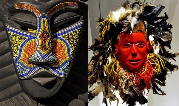 Африканские маски из дерева. Фото, значение ритуальные, настенные, животных, людей. Легенды