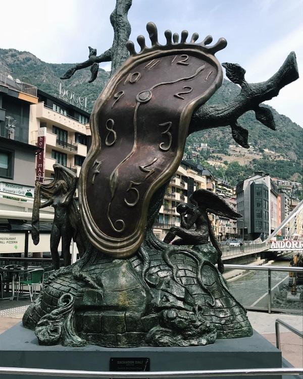Андорра. Достопримечательности на карте, фото и описание, куда поехать, что посмотреть