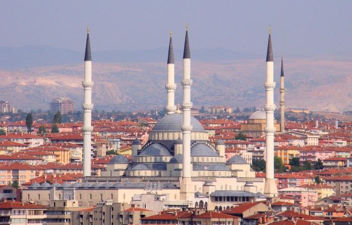 Анкара. Достопримечательности на карте, фото, описание, что посмотреть, экскурсии