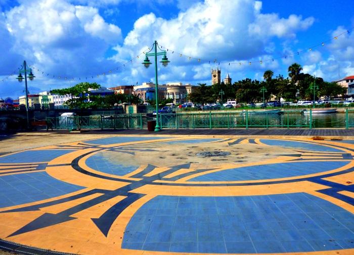 Барбадос на карте мира. Столица, фото острова, флаг государства, достопримечательности. Круиз по Карибскому морю, запись 6