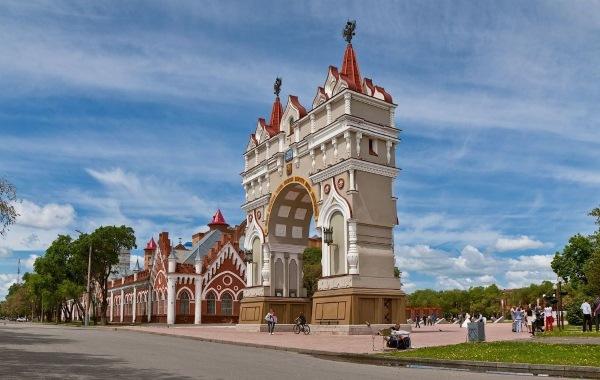 Благовещенск. Где находится на карте России, достопримечательности, фото города