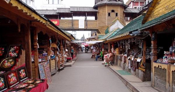 Блошиный рынок в Москве. Адрес, где находится, фото, описание, как добраться