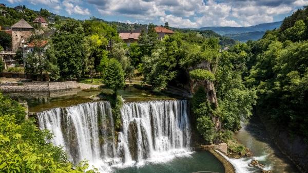 Босния и Герцеговина. Карта, достопримечательности, фото, столица, города