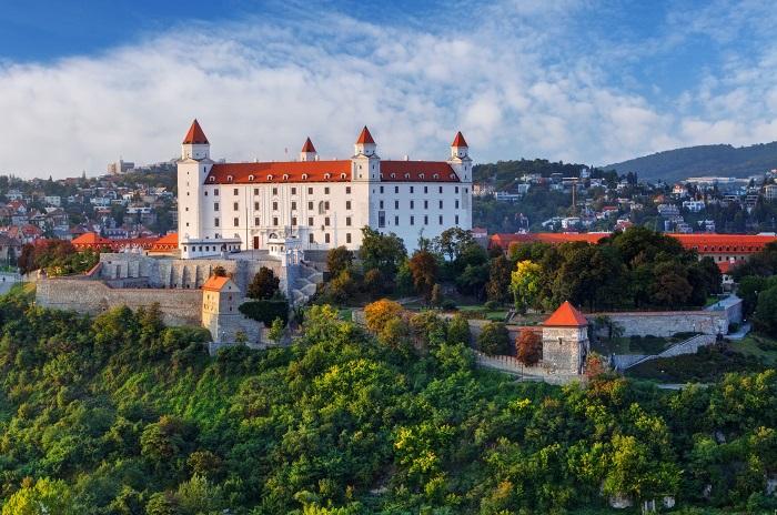 Братислава. Достопримечательности столицы Словакии, что посмотреть за один день, маршрут на карте, фото и описание