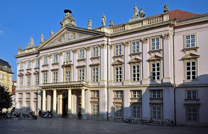 Братислава - столица Словакии. Достопримечательности, что посмотреть, фото и описание