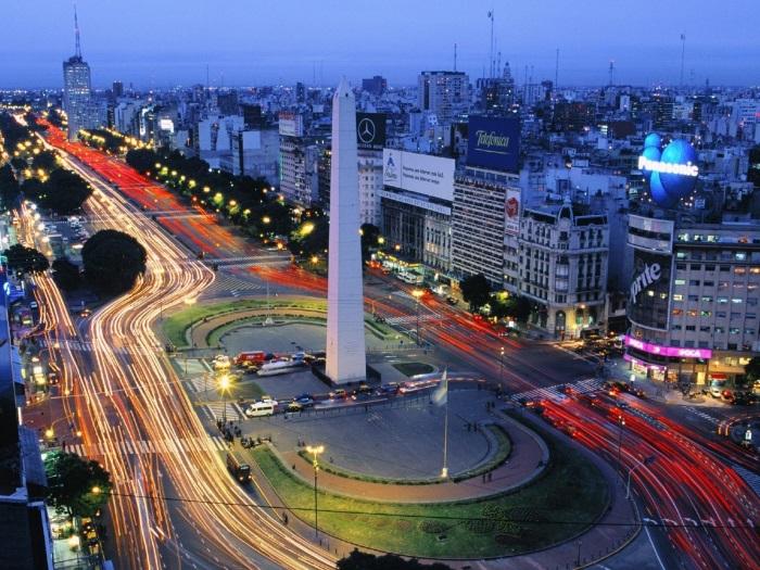 Где Находится Аргентина На Карте Мира?