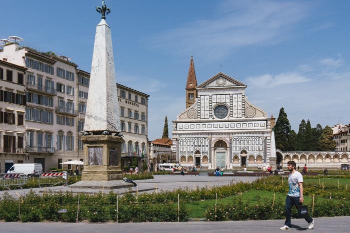 Что посмотреть во Флоренции самостоятельно. Маршрут для туриста, достопримечательности на карте, фото