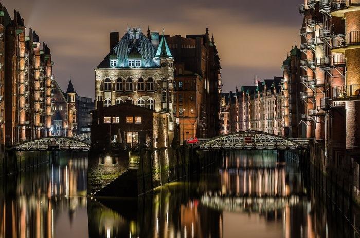 Гамбург. Достопримечательности на карте, фото и описание города, что посмотреть летом, зимой