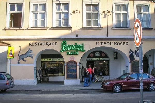 Где вкусно и недорого поесть в Праге, ночью, в центре, с детьми. Меню и цены мест общественного питания