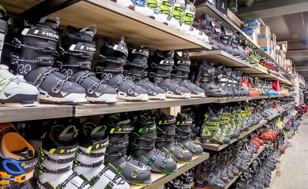 Горнолыжные ботинки. Таблица размеров, как выбрать, купить детские, взрослые