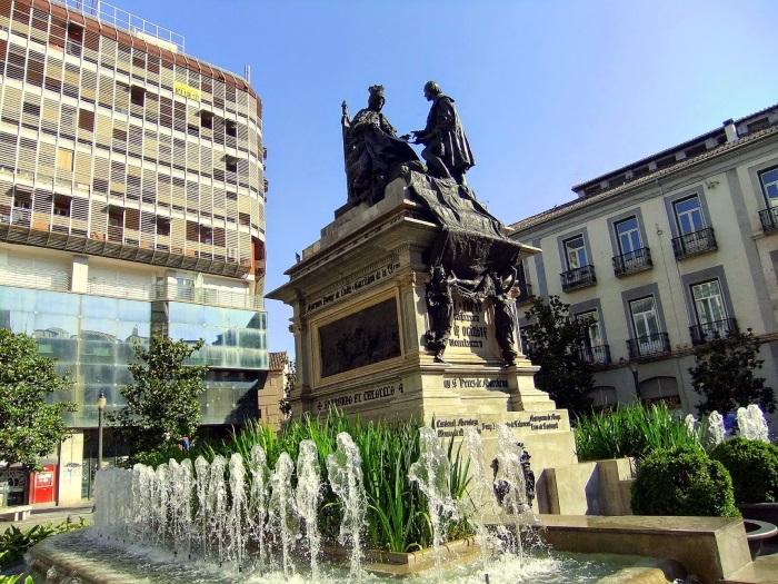 Гранада. Достопримечательности на карте, фото и описание, маршрут самостоятельного путешествия