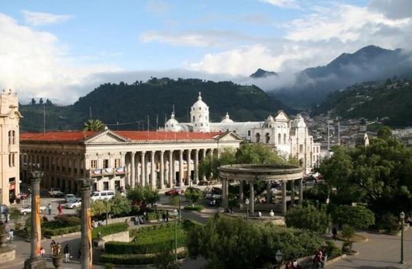 Гватемала. Где находится полуостров на карте мира, вулканы, столица, достопримечательности
