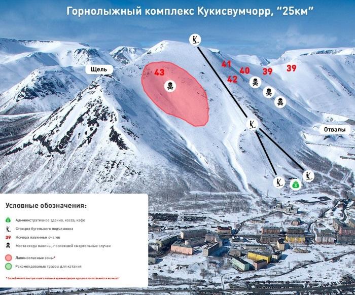 Хибины. Где находятся горы на карте России, структура, высота, полезные ископаемые