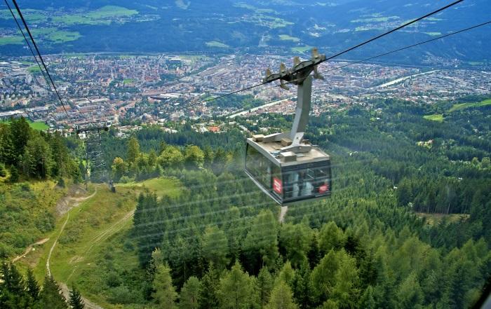Инсбрук. Достопримечательности, фото, что посмотреть, карта маршрута с адресами