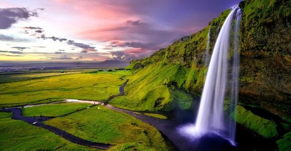 Исландия. Где находится на карте мира, достопримечательности, природный мир острова