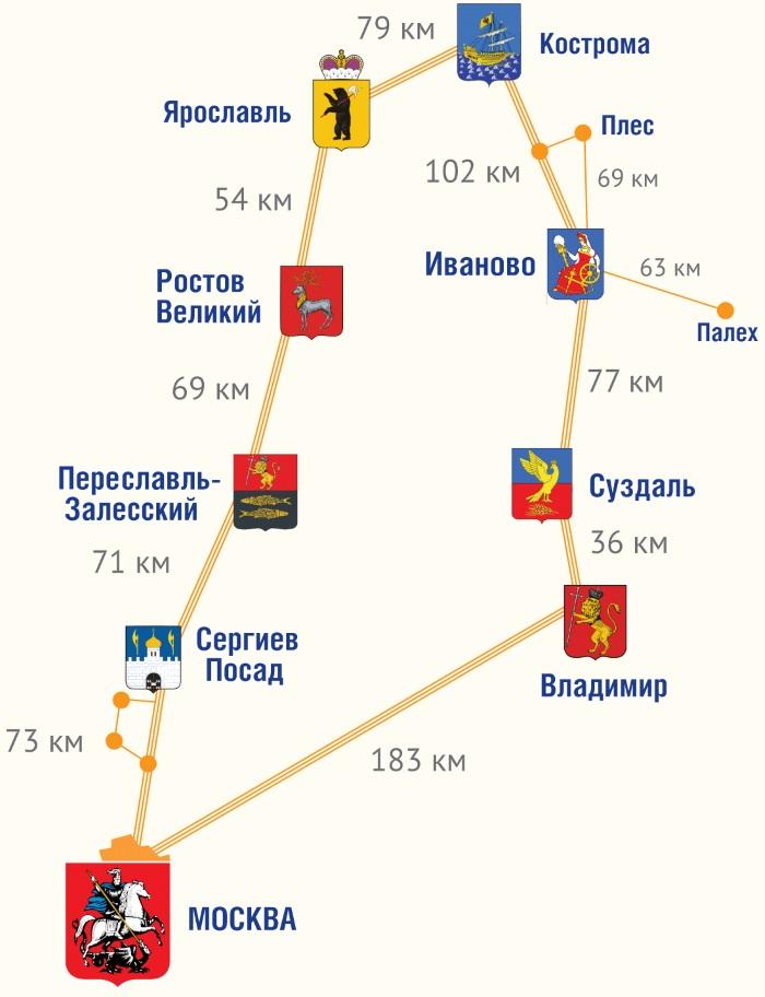 Иванов. Достопримечательности, фото и описание, маршрут на карте, что посмотреть