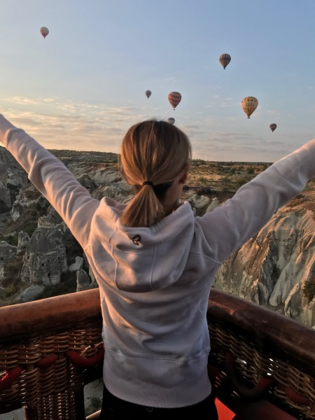 Воздушные шары в Каппадокии, Турция. Фото, туры, как добраться, отели, экскурсии