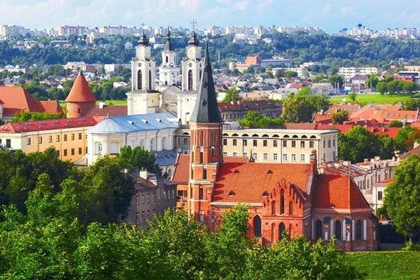 Каунас. Достопримечательности, фото и описание города, замки, интересные места