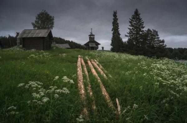 Кенозерский национальный парк в Архангельской области. Интересные факты
