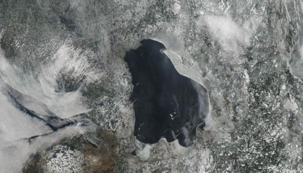 Ладожское озеро. Где находится на карте в России, исток, фото, характеристики