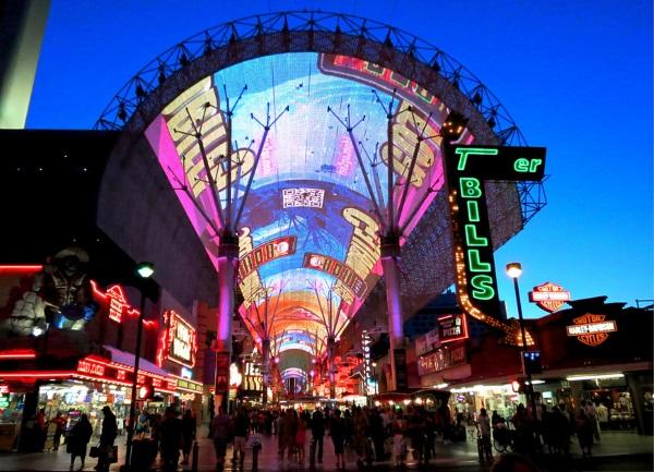 Лас-Вегас, США. Фото города, достопримечательности, что посмотреть, история