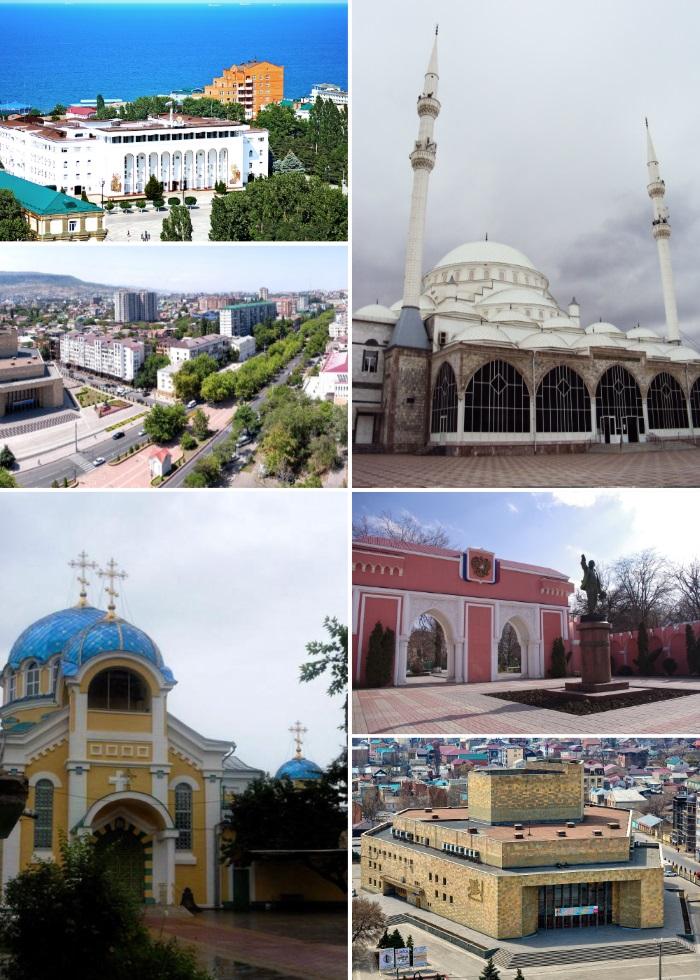 Махачкала. Достопримечательности, где находится на карте России, фото, описание города