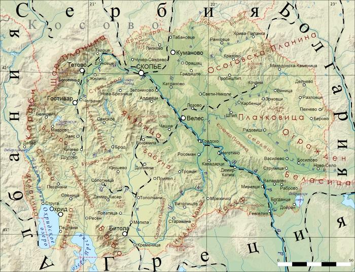 Македония. Достопримечательности, фото и описание, города, что посмотреть, отдых