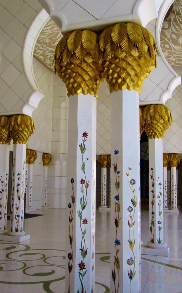 Мечеть шейха Зайда в Абу Даби, ОАЭ. Фото, где находится, история