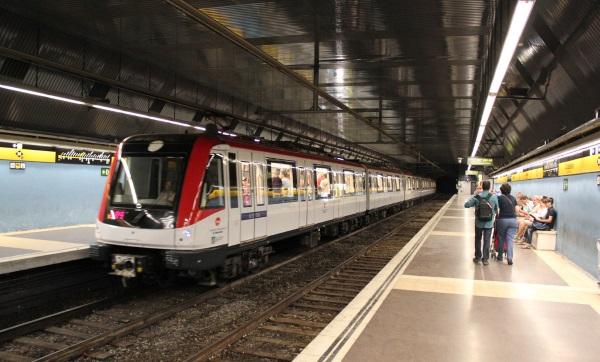 Метро Барселоны. Схема, как пользоваться, время работы, стоимость проезда, линии, станции, история
