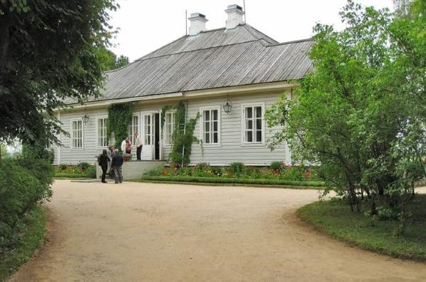 Музей-заповедник А.С. Пушкина Михайловское. Где находится, фото, как добраться