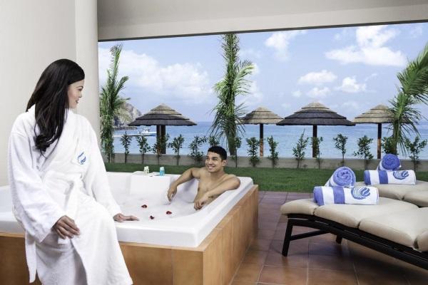 Oceanic Beach Hotel Khorfakkan 4* Фуджейра, ОАЭ. Отзывы туристов, описание