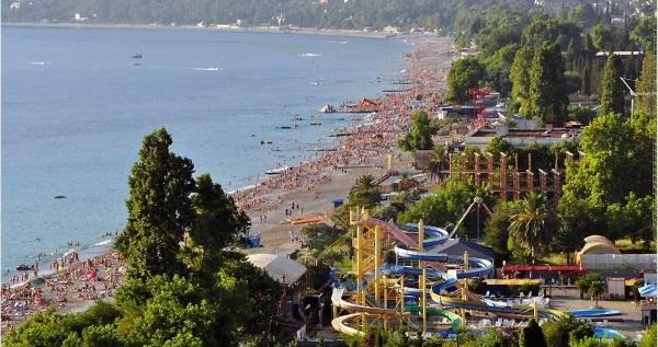 Отдых в Абхазии 2020 летом с детьми. Частный сектор, санатории. Цены и отзывы
