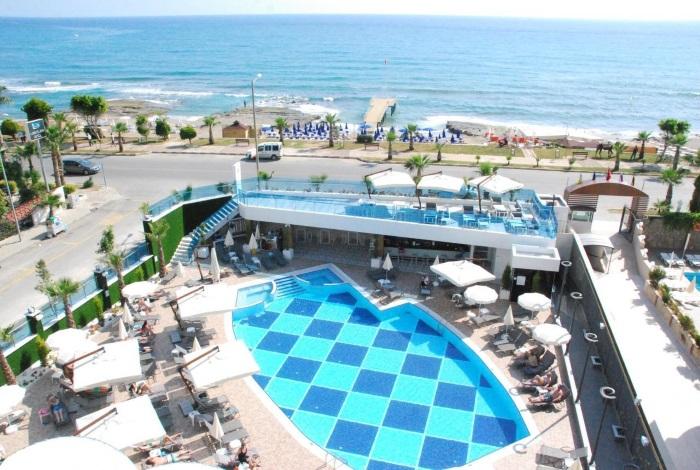 Пляж Клеопатра в Алании, Турция. Фото, отели рядом, цены и описание