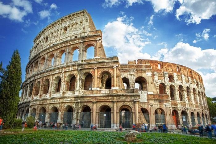 Погода в Италии, климат по городам, температура воды и воздуха по месяцам 2019
