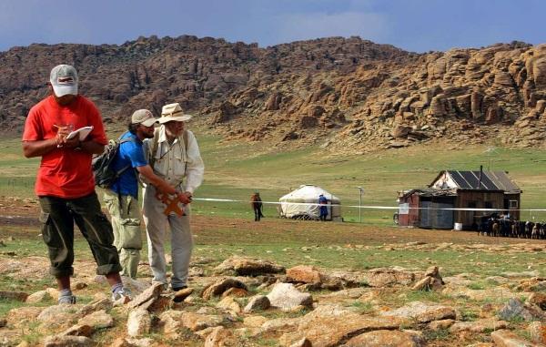 Пустыня Гоби. Где находится, страна, фото, климат, интересные факты