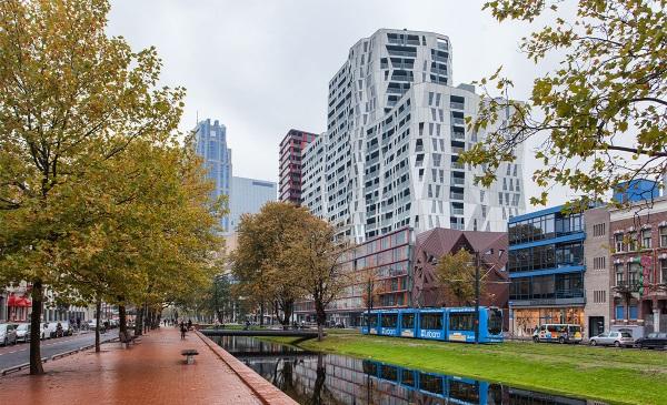 Роттердам. Достопримечательности, что посмотреть, фото с описанием