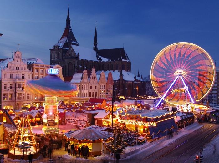 Рождество в Германии. Традиции и обычаи. Презентация, видео для детей