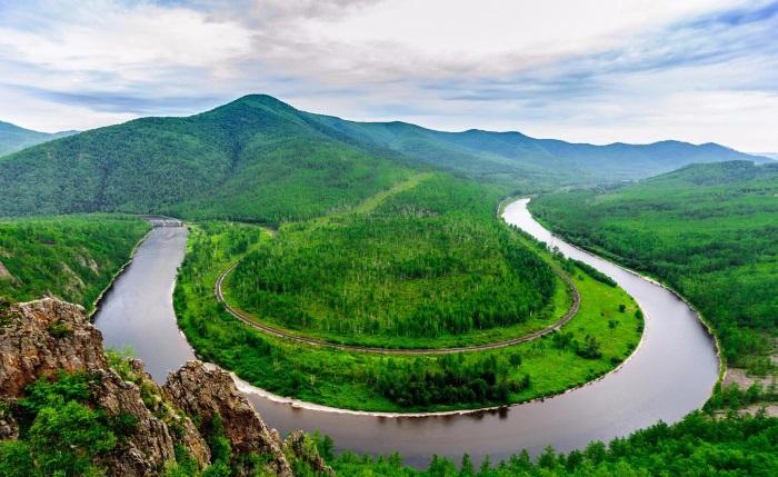 Самые многоводные реки России на карте: Енисей и другие. Фото, характеристики, от истока к устью