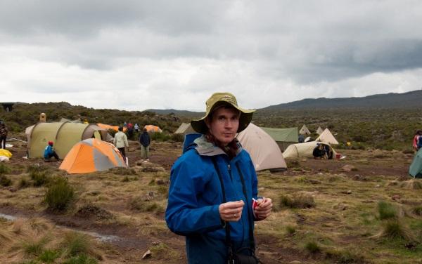 Гора Килиманджаро - самая высокая точка Африки. Вулкан на карте, координаты, фото