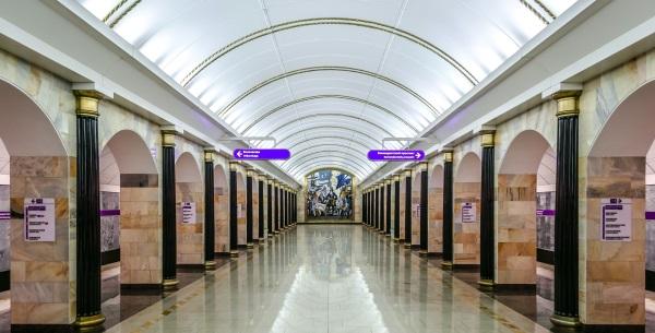 Самая глубокая станция метро в Москве
