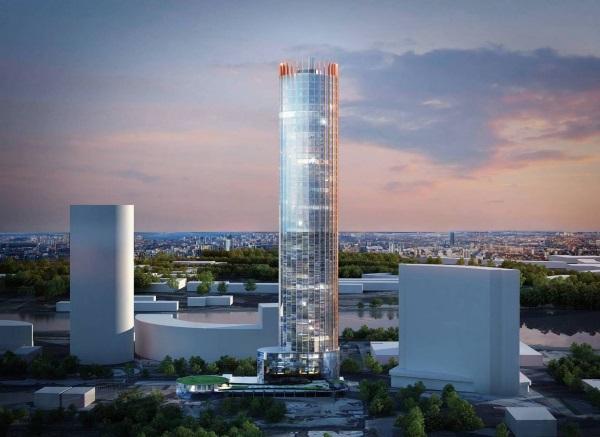 Самые высокие здания в России 2019. Названия на английском языке с переводом