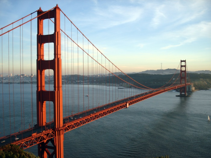 Сан-Франциско. Где находится на карте мира, достопримечательности, описание города, фото