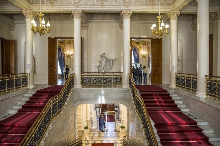 Шуваловский дворец в Санкт-Петербурге. История, фото, режим работы, экскурсии