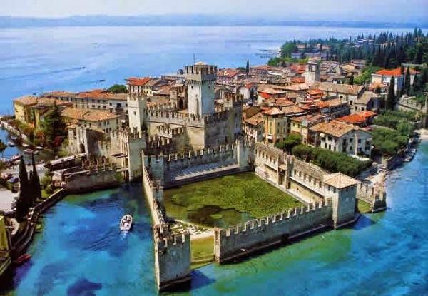 Сирмионе, Италия. Достопримечательности, фото и описание, карта, что посмотреть за 1 день