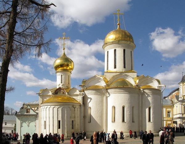 Свято-Троицкая Сергиева Лавра. Где находится, фото, история, как добраться
