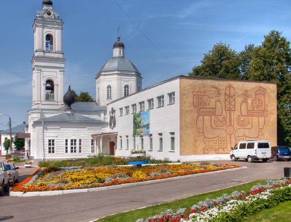 Таруса. Достопримечательности города, фото, описание, что посмотреть за 1 день