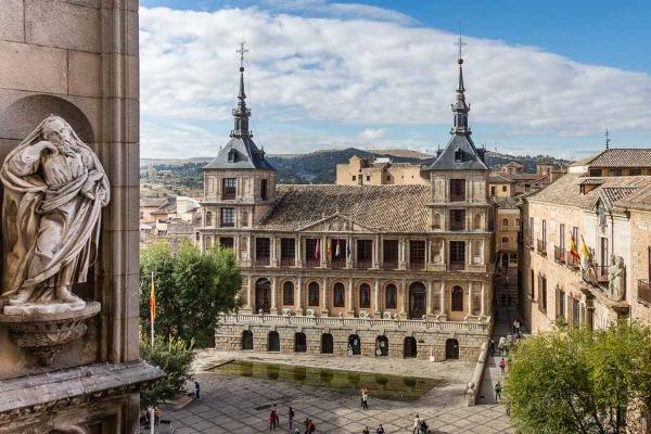 Толедо, Испания. Достопримечательности, фото и описание, карта пешего маршрута