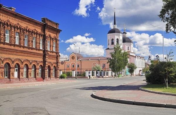Фото Томска  интересные места и достопримечательности