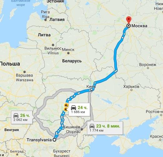 Трансильвания. Где находится на карте Румынии, фото, главные достопримечательности, фото и описание