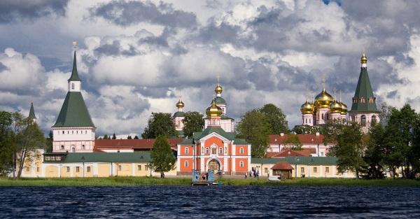 Валдай на карте россии где находится – население валдая